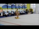 Чемпионат Екатеринбурга по спортивной акробатике. Баланс. программа кандидатов в мастера спорта.