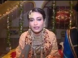 Qubool Hai- Sanam and Aahil's first night of Marraige