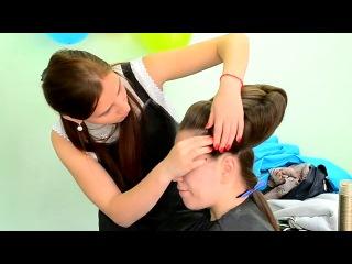Робочий процес перед захистом. диплом, перукарі-візажисти гр.№22512