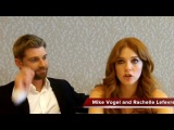 Mike Vogel and Rachelle Lefevre Talk UNDER THE DOME Season 2