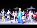 танец аниматоров Египет, Хургада ,отель Малюк