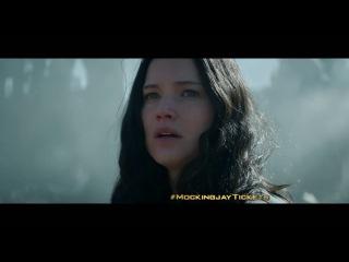 «Голодные Игры: Сойка-пересмешница. Часть I» (2014): Превью