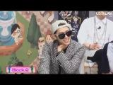 [VIDEO] 140827 Block B   Ameba Studio in Tokyo 2 한글자막합본