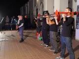 Итальянская ска-панк-группа Banda Bassotti  дала концерт в г. Донецке Ростовской области