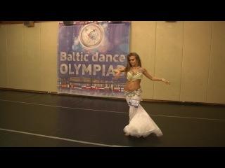Татьяна Брякотнина - классика 1 лига финал Балтийская танцевальная олимпиада