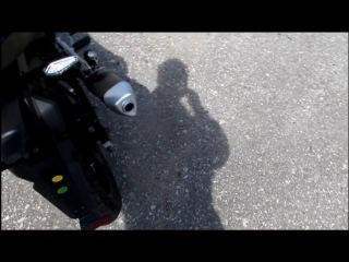 Мой обзор мотоцикла Zongshen Z-One ZS200-48A Cтритбайк