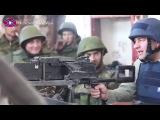 Российский актер Михаил Пореченков с террористами в Донецке стрелял по украинским военным.