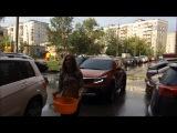 #IceBucketChallenge by Fedorova Dasha