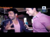 Kabeer_Ne_Manaya_Apni_Real_Life_Wife_Ka_Birthday_No_1_Indian_Television_Bollywood_Portal_video_20140912_1318096