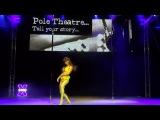 Veronika Mikhaylova - ART WINNER - Pro - Pole Theatre UK 2014