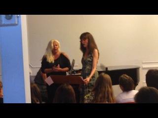 Concierto de alumnos - Montse y Elizaveta
