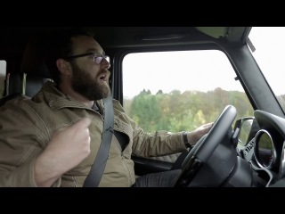 Head2Head 46 2014 Mercedes-Benz G63 AMG 6X6 vs 2014 Mercedes-Benz G63 AMG! [BMIRussian]