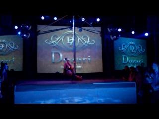 1-ый чемпионат Беларуси по EXOTIC POLE DANCE.Выступление главной судьи великолепной и неподражаемой Ольги Коды