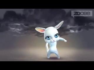 Зайка Zoobe - Хочется взять и сдохнуть =)