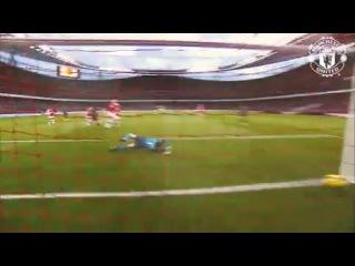 KazDevils: Голы Руни в ворота Арсенала