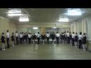 Зачёт по танцу. Студентов 1 курса Актёров драмы