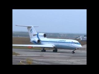 Пассажирский самолет ЯК-42 с 74 людьми на борту совершил аварийную посадку в Ухте