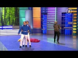 КВН Днепр. Лена и Игорь