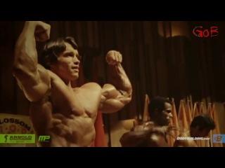 Арнольд Шварценеггер тренировки для набора мышечной массы (HD)