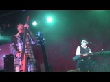 The Tiger Lillies - Another Glass of Wine (live @ 16 Tons, Moscow, 04.12.2014)