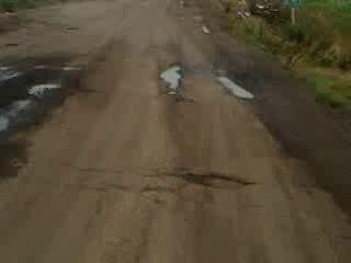 дорога Украины Одесса-Измаил