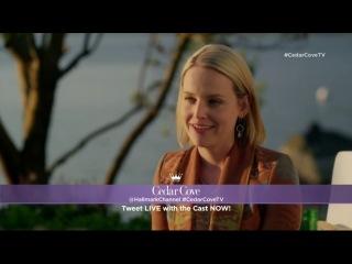 Кедровая бухта / Cedar Cove   2 сезон 3 серия   English