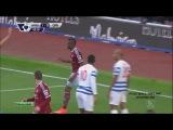 05.10.2014. АПЛ. 7 тур. Вест Хэм Юнайтед - Куинз Парк Рейнджерс 2:0