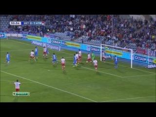 Хетафе 0-1 Атлетико Мадрид / 26.10.2014