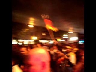 WM. Sieg Deutschland) Nasche Party