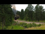 South Dakota Black Hills ctntral railroad