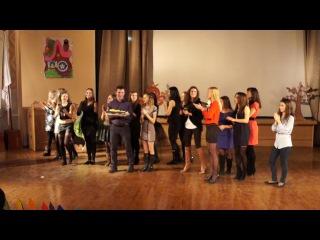 Поздравляем преподавателей, Вручение подарков, Фотосессия и завершающий танец Влада и Карена) » Freewka.com - Смотреть онлайн в хорощем качестве