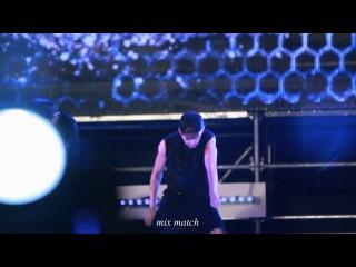 [FANCAM] 140823 BTS - Danger (Jimin focus) @ SBS MTV Sharing Concert