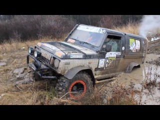 Нива vs Уаз vs Газ 69 vs Suzuki Samurai vs Mitsubishi pajero Off Roading 4х4