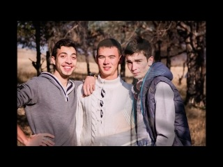 Веселые друзья....Фото Лилия Мустафаева.