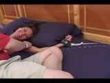Crissy Moran Bedspread and Tickle Tortured