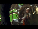 A sneak-peak at a deleted scene from The Hobbit: The Desolation of Smaug