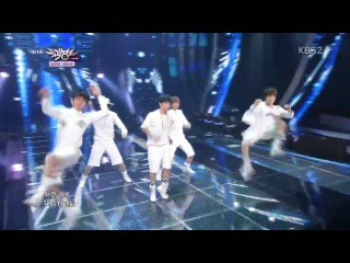 [PERF] 140725 B.I.G (Boys In Groove) - Hello (안녕하세요) @Music Bank