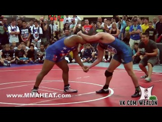 Ufc's daniel cormier wrestles ncaa champion chris pendleton, then retires from the sport