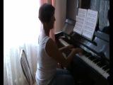 Л.В.Бетховен исполняют: Инесса и Дарья (9 месяцев)
