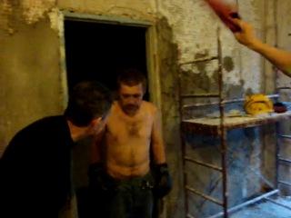 Подготовка Бреда Питта и Эдварда Нортона к съемкам картины