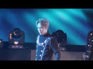 Video | 140823 TEENTOP @ World Tour Concert in Beijing -- 박수 (L.joe focus)