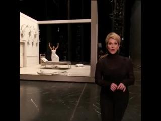 Joyce DiDonato & Dancing Anna Netrebko