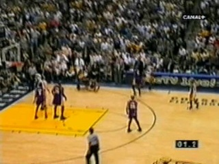 NBA Playoffs 2000 / The Finals / Game 5 / 16.06.2000 / {Los Angeles Lakers @ Indiana Pacers}