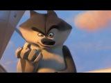 Второй трейлер на русском мультфильма «Пингвины Мадагаскара»