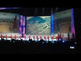 Школа лезгинки. Гос.Акад.Анс Лезгинка на Наврузе,21.03.2015г. Lezginka-Dance Moscow