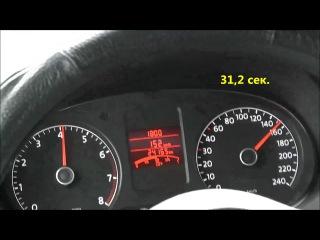 Разгон до 100 и 150. Расход поло седан. Обзор VW Polo седан. Тест драйв фольксваген поло.