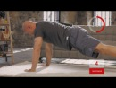 Пресс + ноги - Домашние тренировки с Денисом Семенихиным #9