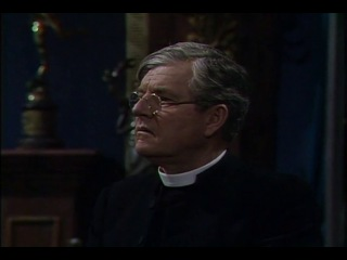 Father Brown (1974). E13. The Secret Garden.