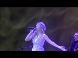 Благотворительный концерт в Храме Христа Спасителя _Душа России_ 22 марта 2015. На сцене Вика Цыганова.