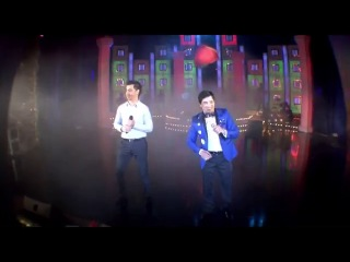 гр. Эхсон (Голибчон Юсупов & Валичон Азизов) - Хамсадо 2013 LIVE HD